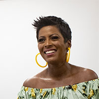 Picture of Tamron Hall '92