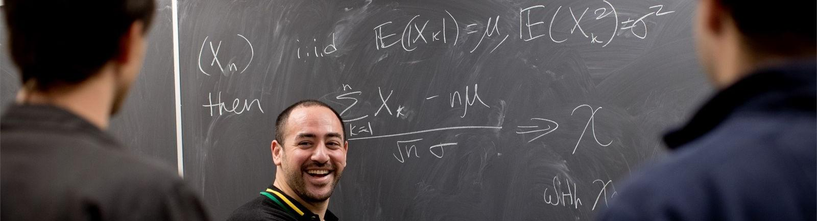 Temple students and faculty work hand in hand to solve complex problems