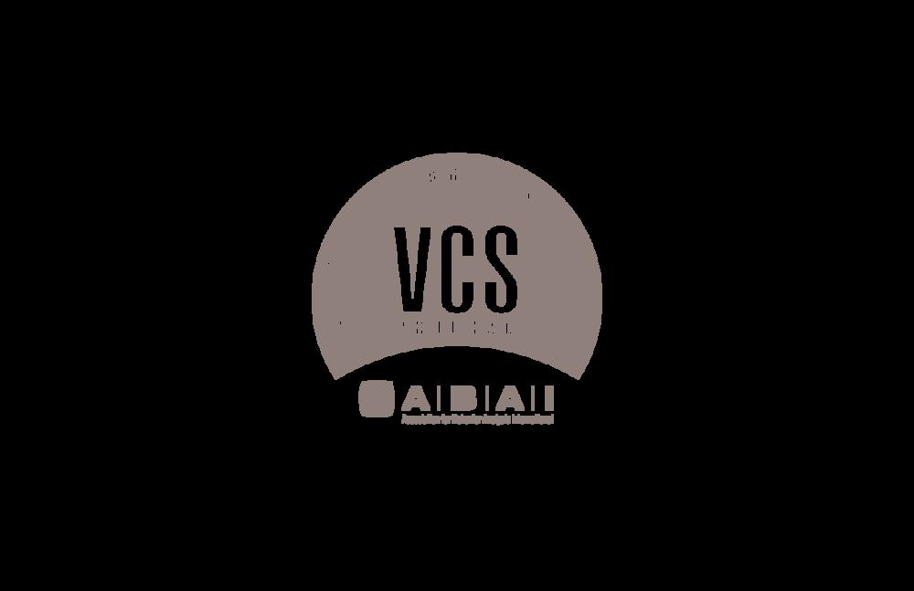 The Association for Behavior Analysis International Verified Course Sequence Program logo.