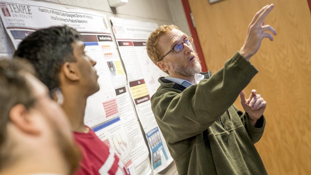 Neuromotor science graduate class